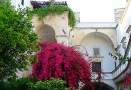 Case Vacanza nell'entroterra Salentino
